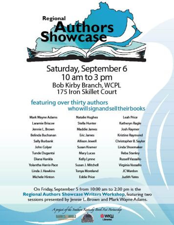 RegionalAuthors Showcase